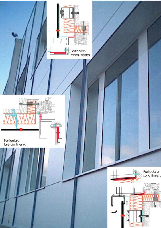 ARCHED group - Facciate ventilate Galleria
